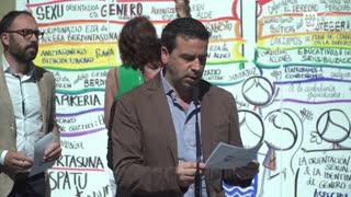 Día internacional del orgullo LGTBI: declaración institucional